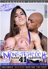 Monster Cock Trans Takeover 41